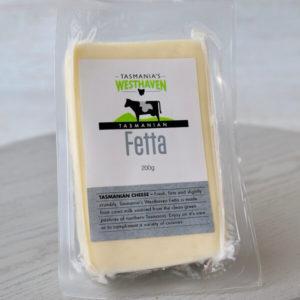COW FETTA SQUARES 200G X 8