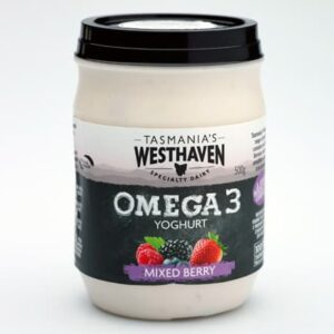 OMEGA 3 MIXED BERRY 6 X500G